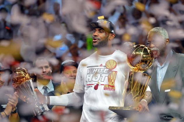 Best NBA Photos of 2013
