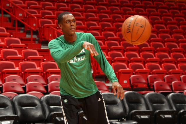 Predicting What Boston Celtics Will Look Like When Rajon Rondo Returns
