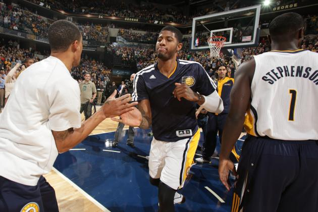 NBA Power Rankings: Can Indiana Pacers Reclaim No. 1?