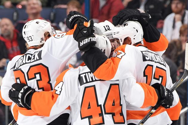 The Best Philadelphia Flyers Moments of 2013