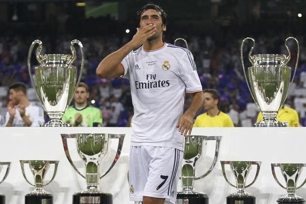 Power Ranking January's 20 Hottest Transfer Rumours: Which Club Wants Raul?