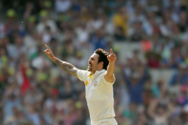 Ashes 2013/14: Key Points from Day 1 of 4th Test  at the MCG, Melbourne