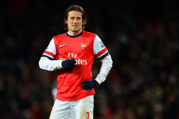 MLS Rumors Roundup: Tomas Rosicky to MLS, Obafemi Martins to Turkey and More