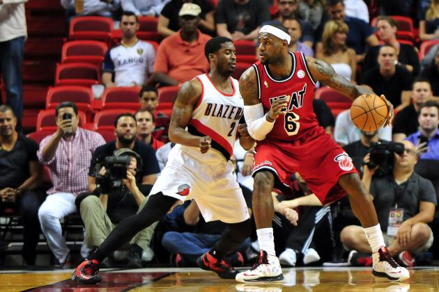 Complete Guide to Heat vs. Blazers and Saturday's NBA Action