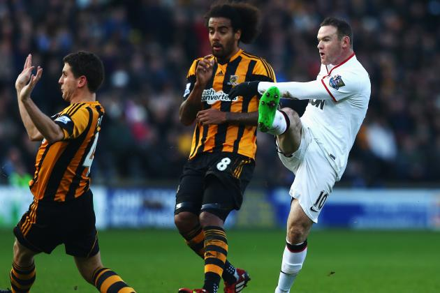 Hull City vs. Manchester United: 6 Things We Learned