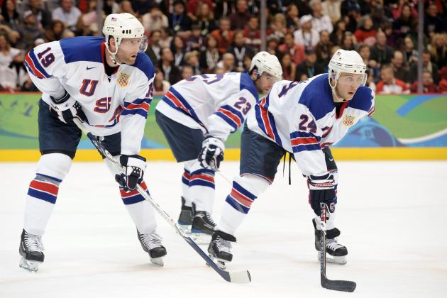 Bubble Watch for Team USA's 2014 Winter Olympic Roster