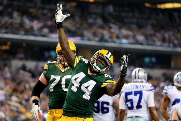 6 Green Bay Packers Who Must Step Up in Showdown vs. Bears