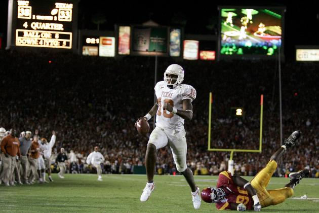 Rose Bowl: Power Ranking Top 10 Plays of the BCS Era