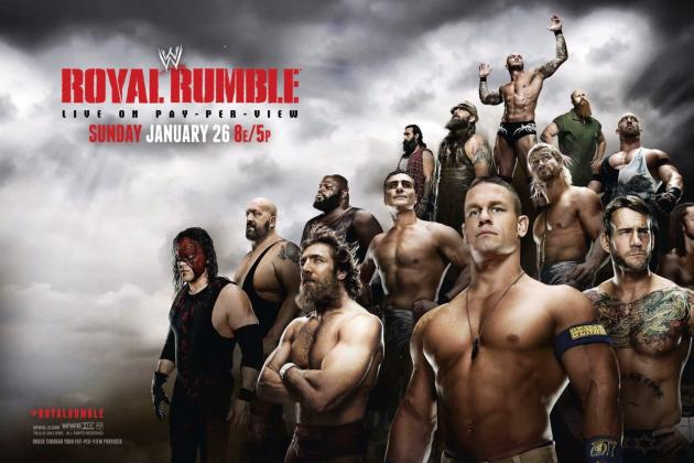 WWE Royal Rumble 2014: Superstars Most Likely to Steal Show During Battle Royale