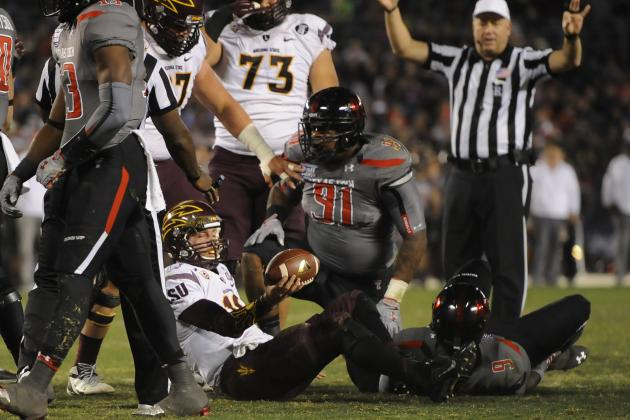 Holiday Bowl 2013: 10 Things We Learned from Arizona State vs. Texas Tech