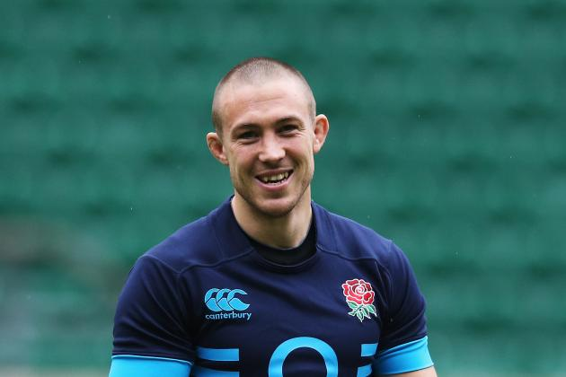 Why Mike Brown Was England's Player of 2013
