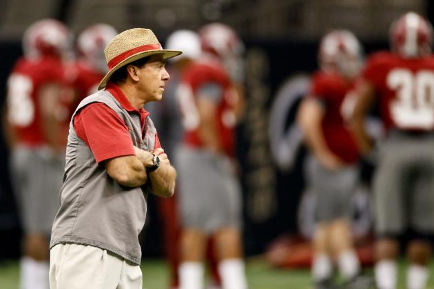 Alabama Football Recruiting: Updates on 2014 Commits and Targets