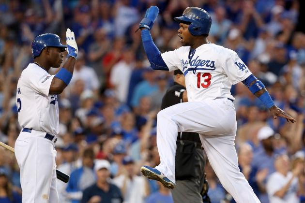 Los Angeles Dodgers: Projecting the 2014 Batting Order