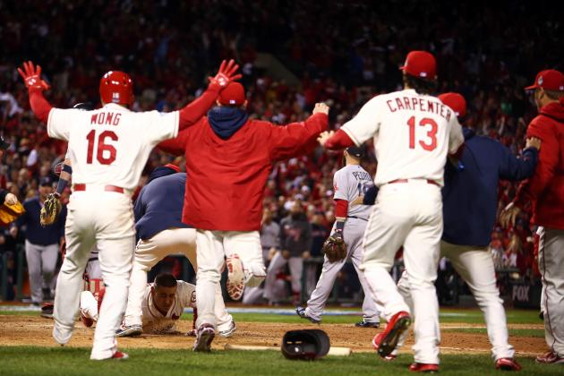 New Year's Resolutions for the St. Louis Cardinals in 2014