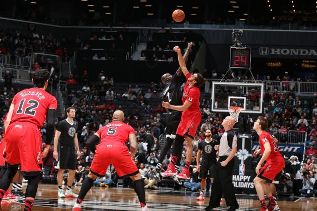 5 New Year's Resolutions for the Chicago Bulls