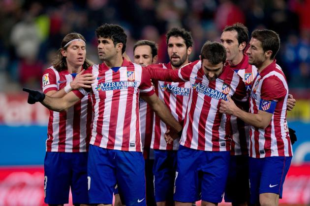 5 Reasons Why Atletico Madrid Will Actually Win La Liga