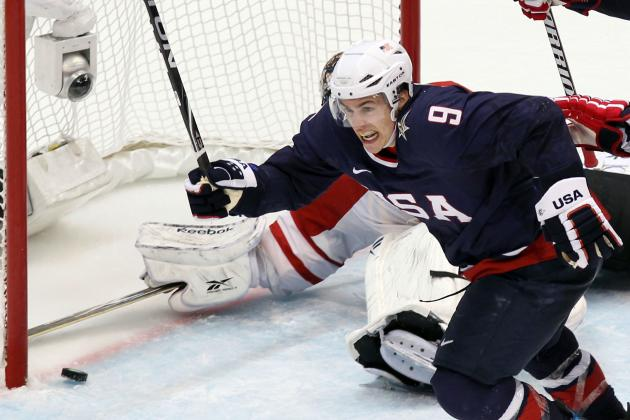 Injuries Having the Biggest Impact on USA Hockey's Roster Decisions for Sochi