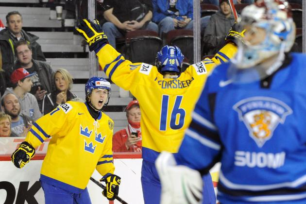 Ranking the Best Offensive Prospects at 2014 World Junior Hockey Championships