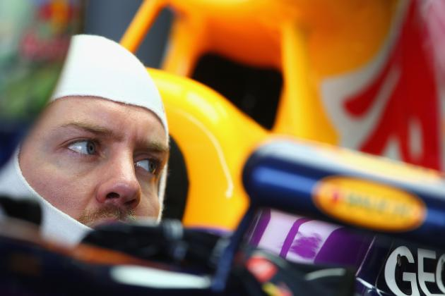 Formula 1's Latest Rumours and Talk: Vettel Hopes for a More Competitive 2014