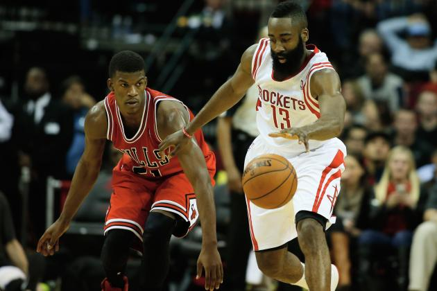 5 New Year's Resolutions for the Houston Rockets