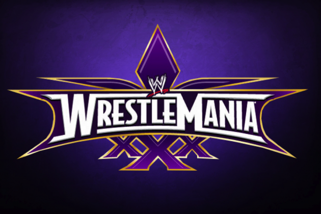 WWE WrestleMania XXX: Booking Through Logic and Wishful Thinking