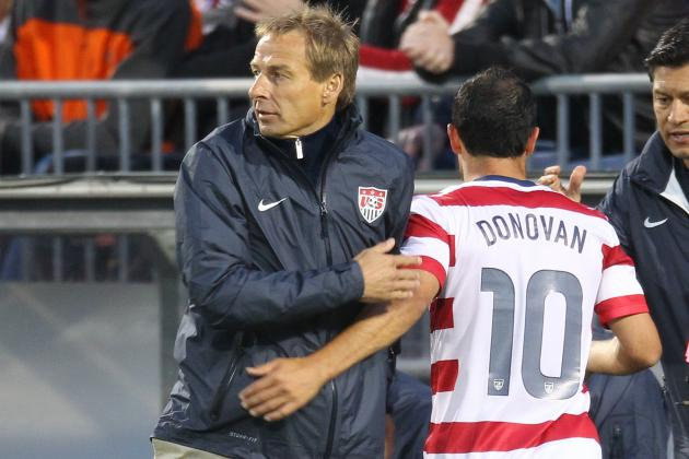 20 Players Jurgen Klinsmann Needs to Call-Up for USMNT January Camp