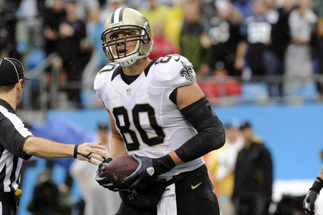 Grading Every New Orleans Saints Starter's 2013 Regular Season
