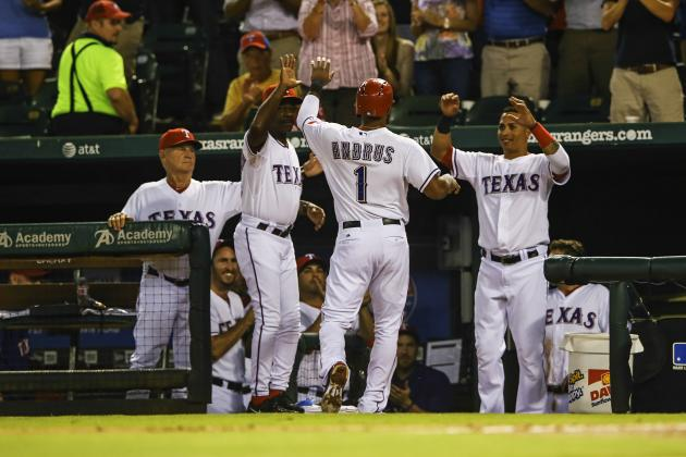Grading Each Player on the Rangers' Projected 2014 25-Man Roster