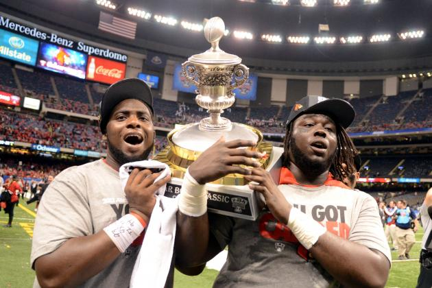Sugar Bowl: Power Ranking the Top 10 Plays of the BCS Era