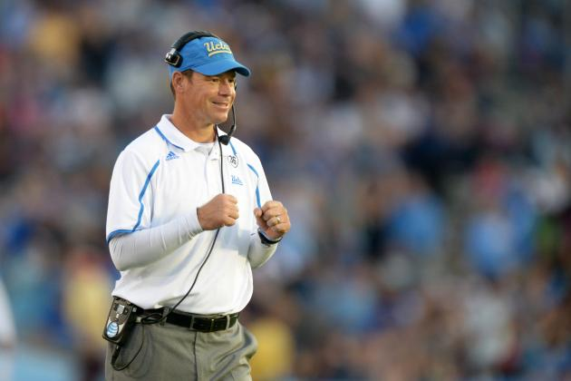 UCLA Football Recruiting: Updates on 2014 Commits and Targets