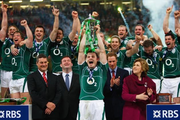 Selecting the Greatest Ever Ireland XV