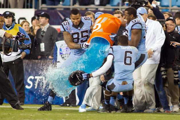 Cincinnati vs. North Carolina: 10 Things We Learned in 2013 Belk Bowl
