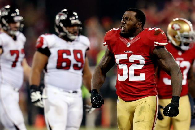 5 Takeaways from Patrick Willis' Explosive Week 16 Performance