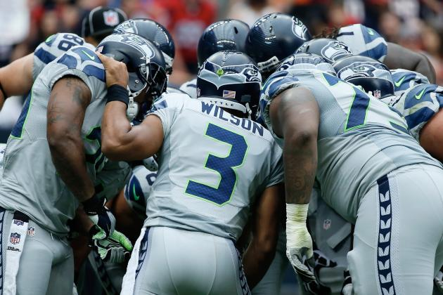 Grading Every Seattle Seahawks Starter's 2013 Regular Season