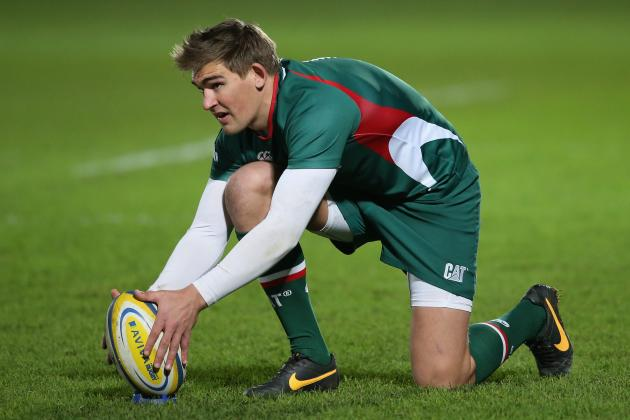Ranking Best Candidates to Replace Toby Flood at Leicester