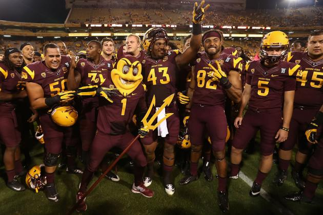 Arizona State Football: 5 Best Moments of 2013