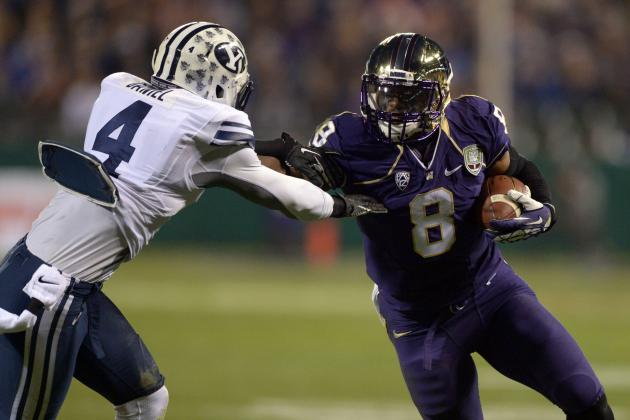2013 Fight Hunger Bowl: 10 Things We Learned in Washington's Win over BYU