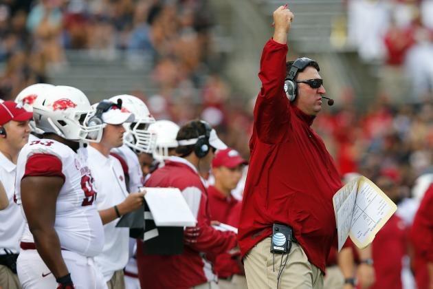 Arkansas Football: Razorbacks' New Year's Resolutions
