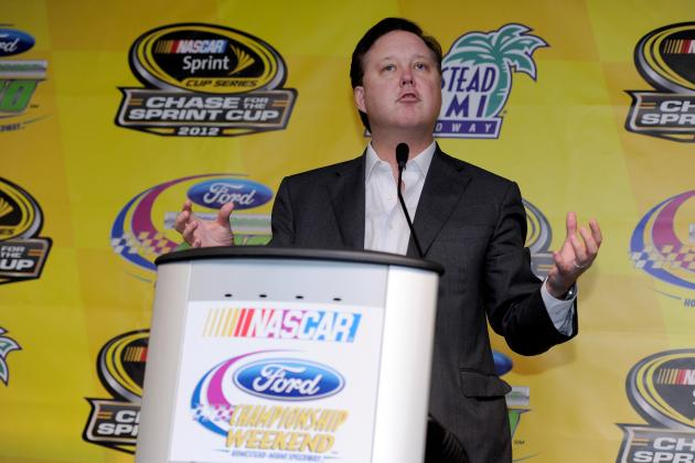 Breaking Down Brian France's First Decade as NASCAR's CEO