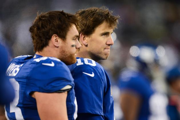 The Definitive Blueprint to the New York Giants' Perfect Offseason