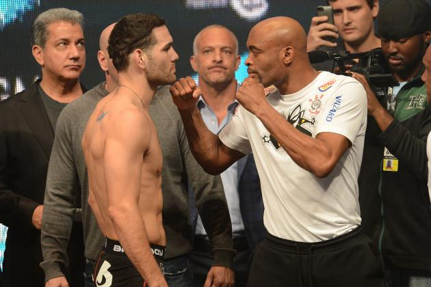 UFC 168 Results: Live Reaction for Every Fight