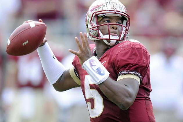 Jameis Winston Far from a Lock for Another Heisman Trophy