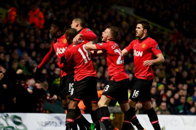 Grading Manchester United's Performance at the Halfway Point of the Season