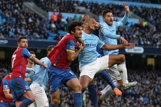 Manchester City vs. Crystal Palace: 6 Things We Learned