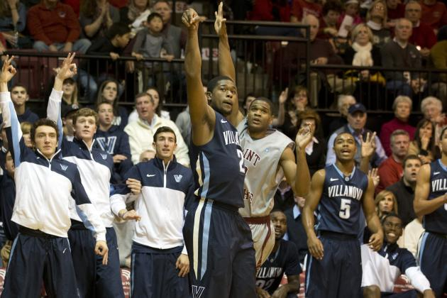 Big East Power Rankings Going into Conference Play