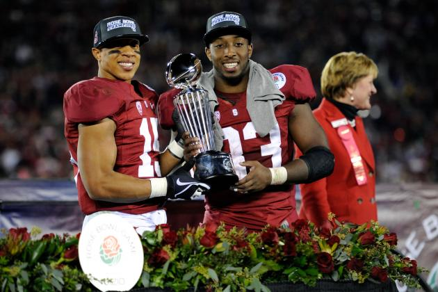 Previewing the Rose Bowl and Every New Year's Day Bowl Game