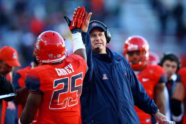 Arizona Wildcats Football: The 6 Best Moments of 2013