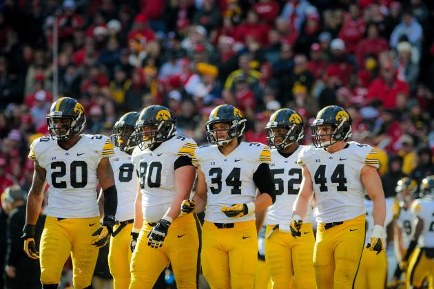 5 Keys to an Iowa Hawkeyes Victory in 2014 Outback Bowl