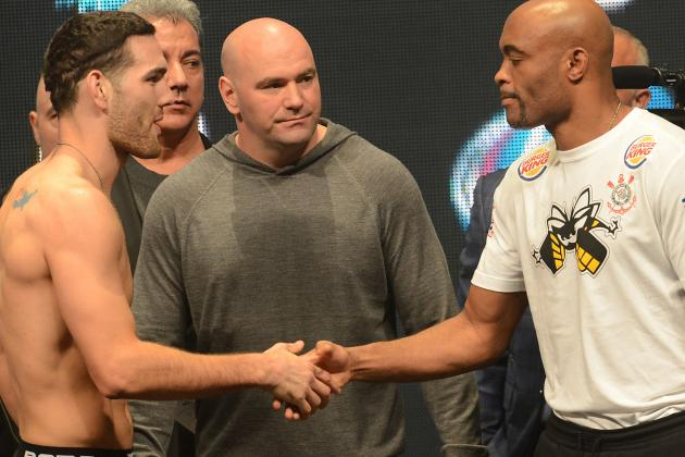 Chris Weidman vs. Anderson Silva 2: One Thing Each Fighter Must Do to Win