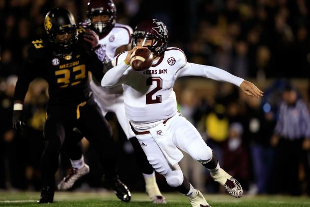 Texas A&M Football: 4 Best Moments of 2013